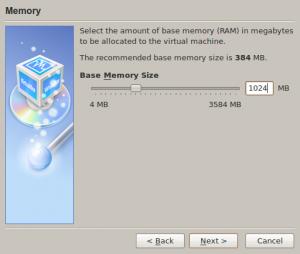 Välj RAM - Klicka för att förstora